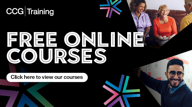 CCG Training - Free online courses