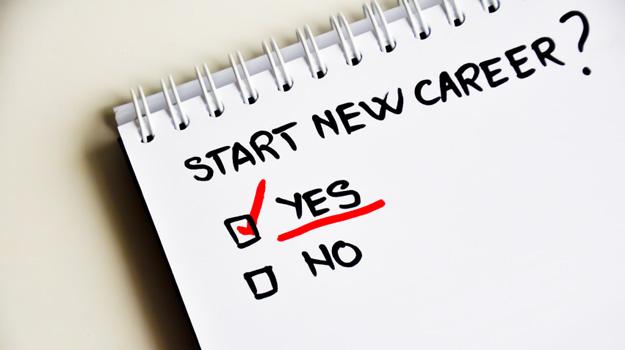 Start a new career?