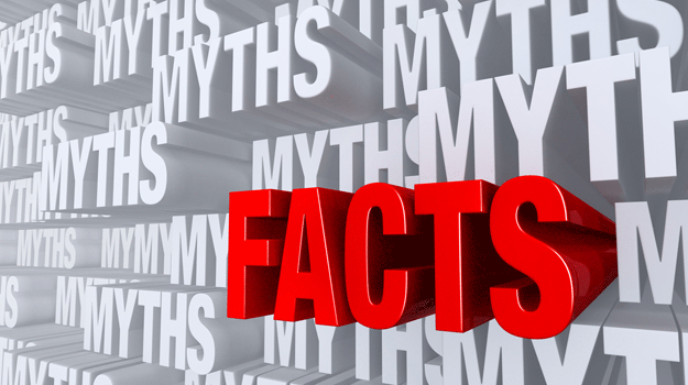 Facts from the myths
