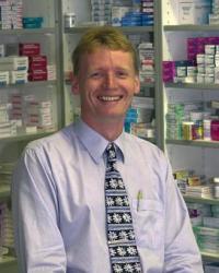 PEC pharmacist Kurt Ramsden