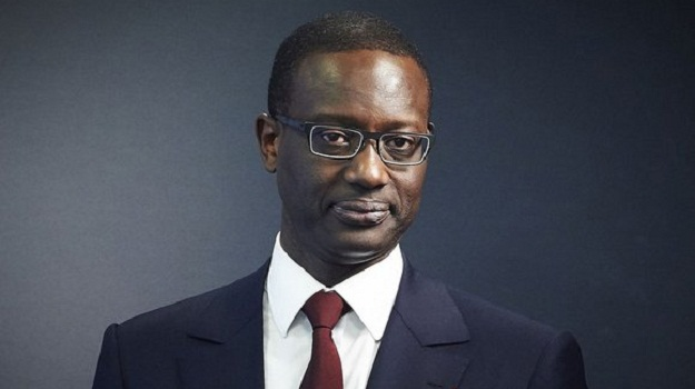 Tidjane Thiam is to join Credit Suisse as chief ex