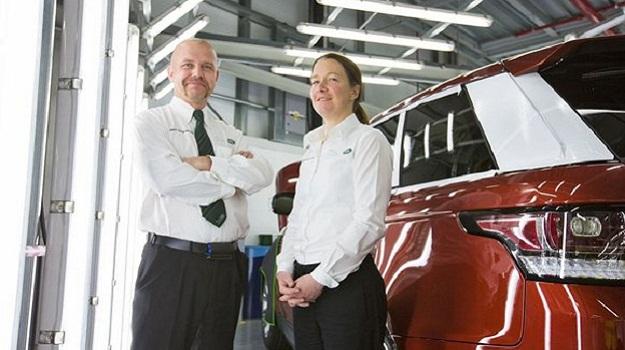 At ease: Jaguar Land Rover's structured environmen