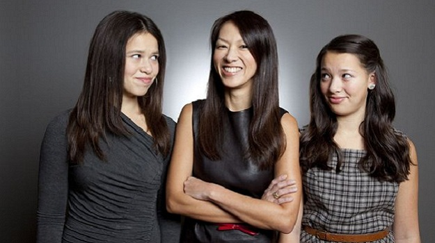 Driving force: Amy Chua, author of Battle Hymn of
