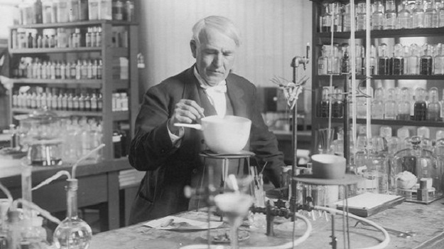 The inventor Thomas Edison said that genius is 1%