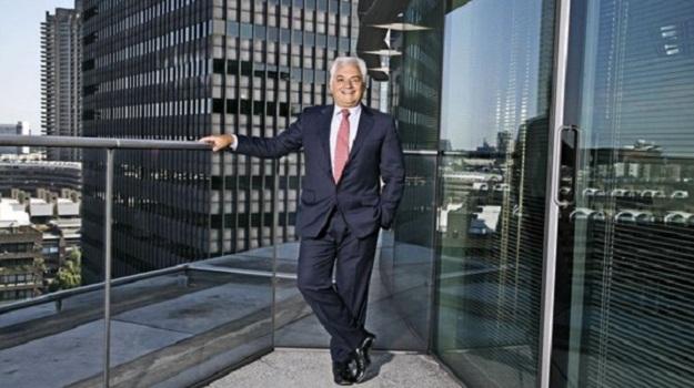 Sir Nigel Knowles, the global co-chief executive o