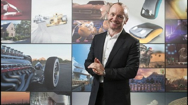 Pete Baxter, the UK boss of software firm Autodesk