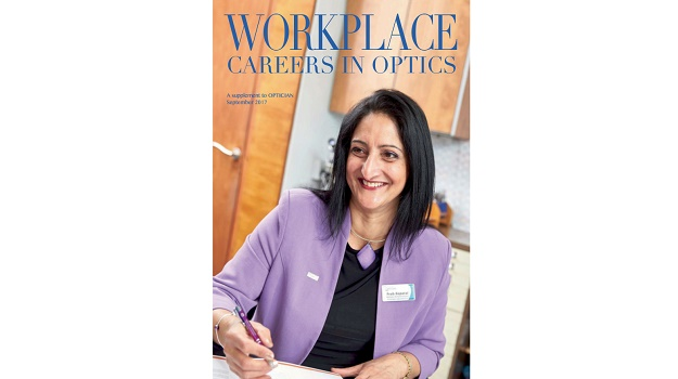 Workplace Guide - Careers in Optics 2017