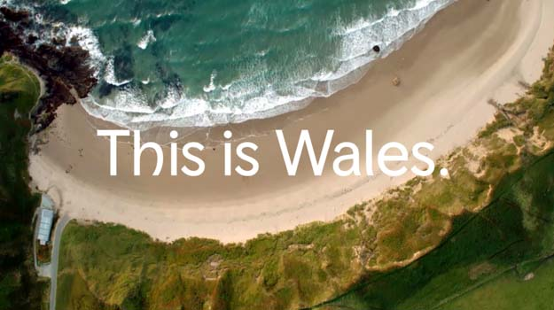 This is Wales