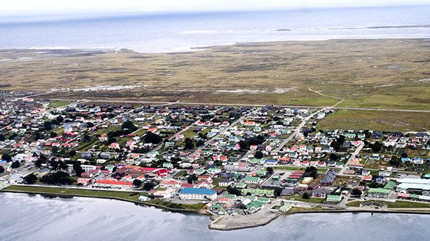 Falkland Islands / Shutterstock: 593028887