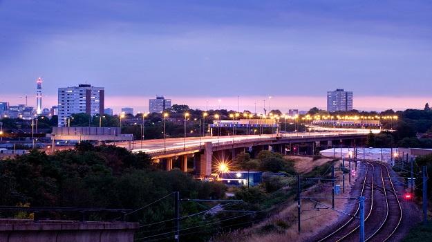 Amey Cityscape Birmingham