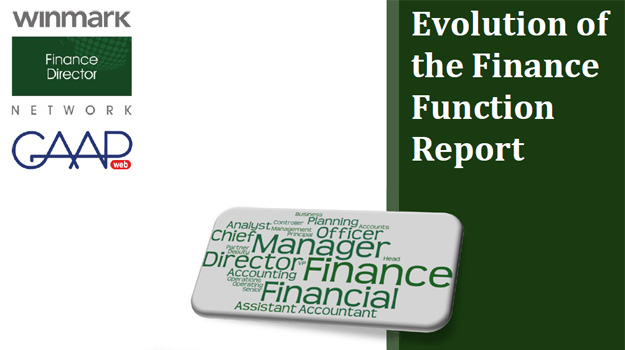 Evolution of the Finance Function Report