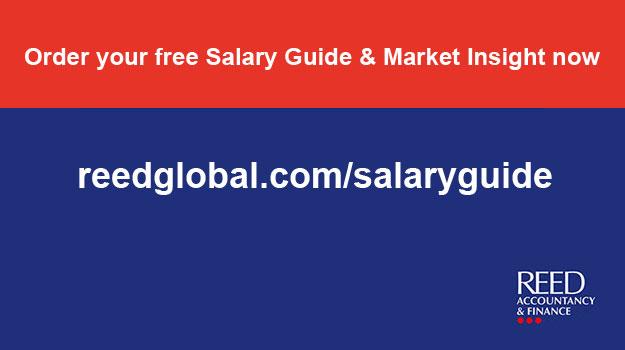Reed Salary Survey
