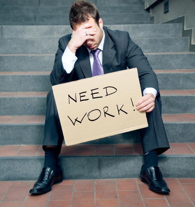 Effects of low self-esteem in the job market