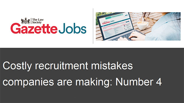 Costly recruitment mistakes companies are making: