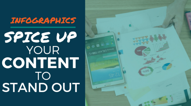 Infographics - spice up your content