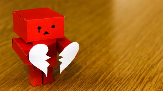 broken heart by Burak Kostak