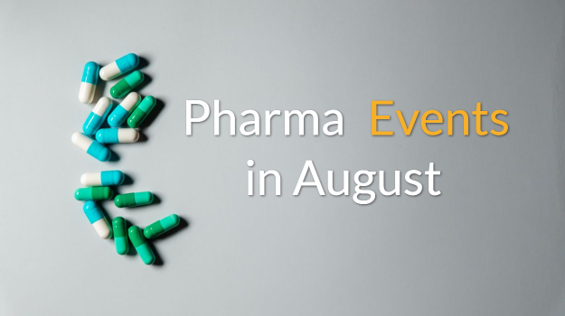 Top Pharma Events in August 2021