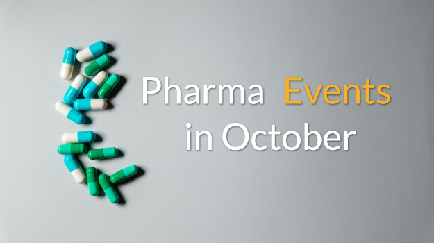 Top Pharma Events in October 2021