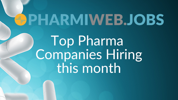 Top Pharma Recruiters Advertising in September