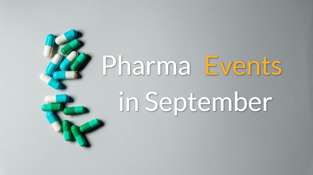 Top Pharma Events in September 2021