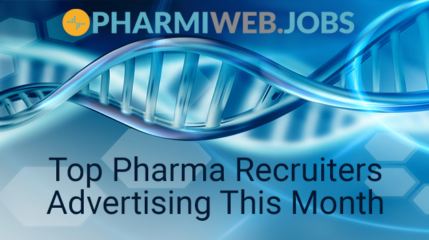 Top Pharma Recruiters Advertising in May