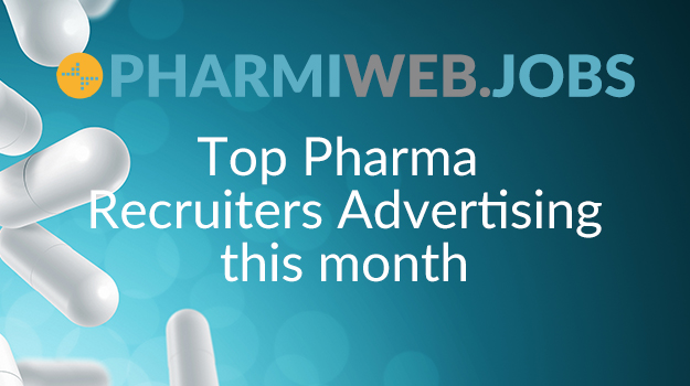 Top Pharma Recruiters Advertising in August, 2020