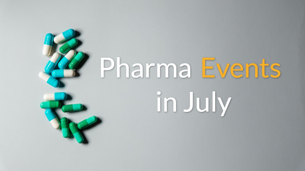Top Pharma Events in July 2021