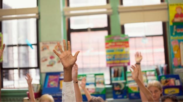Flexible-Seating Classroom